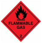 Flammable-gas