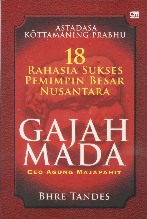 Gajah-mada-book