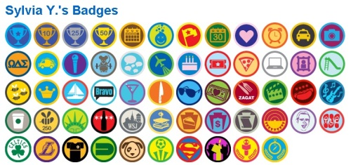 Badge-4sq