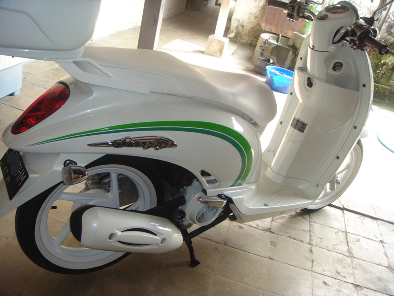 Picture of Modifikasi Scoopy